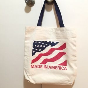 ✅ FREE ✅ made in America tote bag